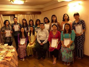 Mandalay TESOL Centre in Myanmar